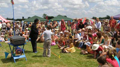Entertainer for Festivals and Events